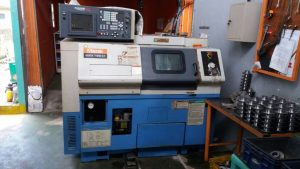 Training CNC Operator