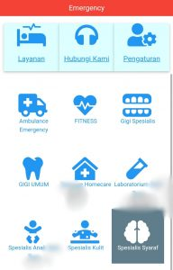 Aplikasi Rumah Sakit